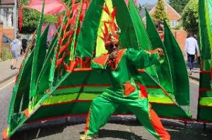 Karneval der Kulturen Amerika