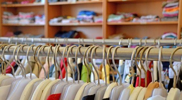 Gebrauchte Kleidung