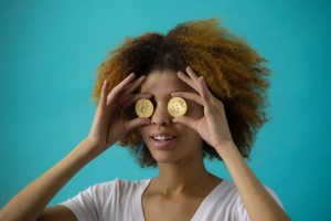 Investition in Bitcoin